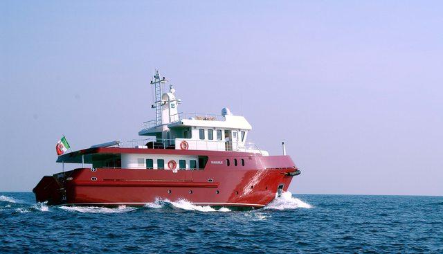 Akula Charter Yacht - 3