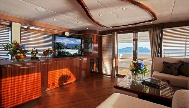 Adams 92' Charter Yacht - 4