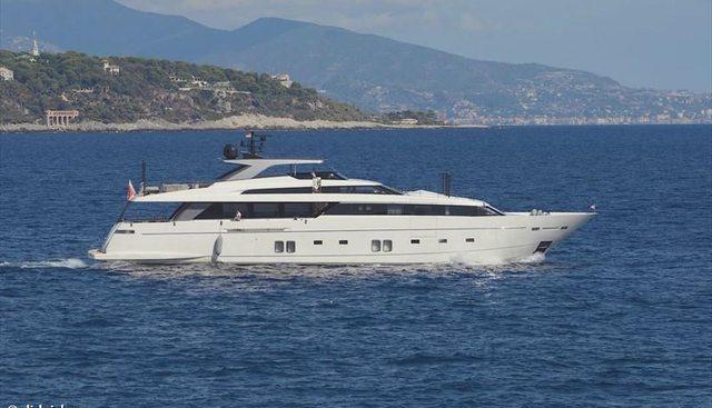 Haiia Charter Yacht