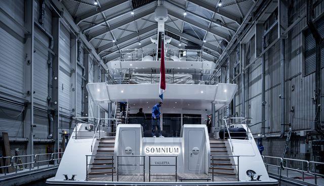 Somnium Charter Yacht - 8