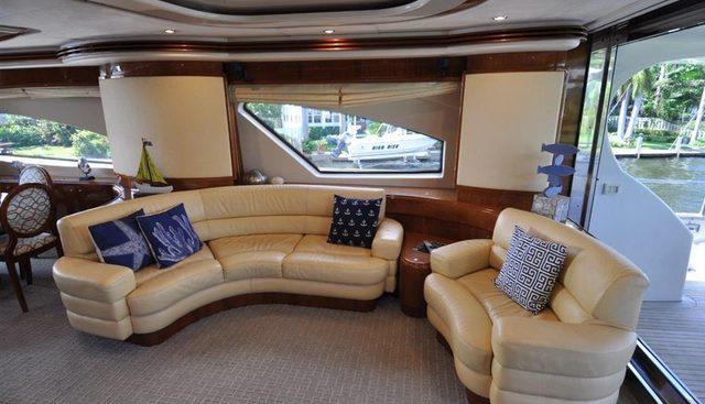 Get Wet Charter Yacht - 7