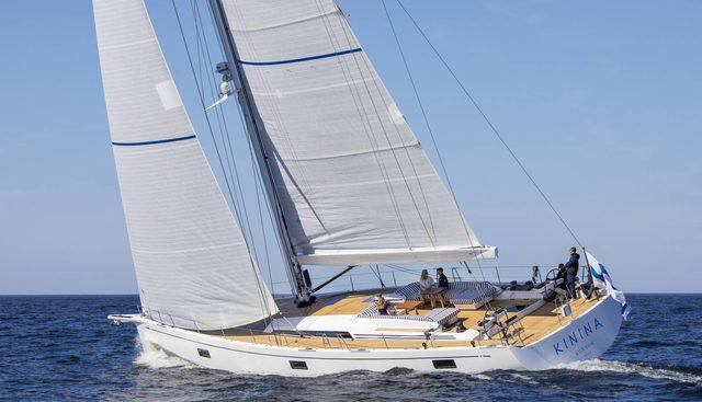 Kinina Charter Yacht