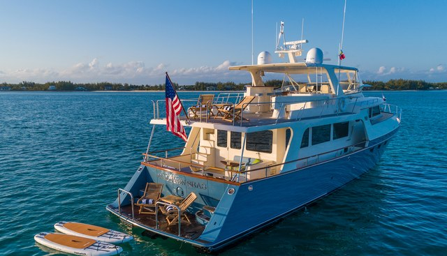 Halcyon Seas Charter Yacht - 4