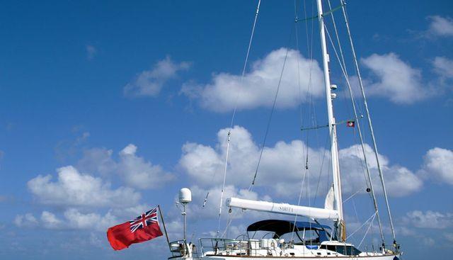 Sarita of Iken Charter Yacht - 2