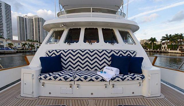 Fat Sheila Charter Yacht - 2