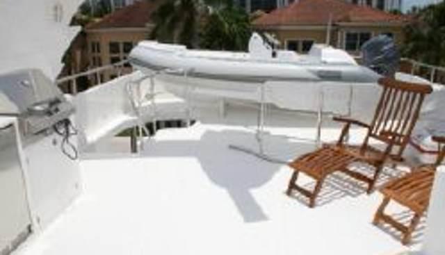 Scott Free Charter Yacht - 4
