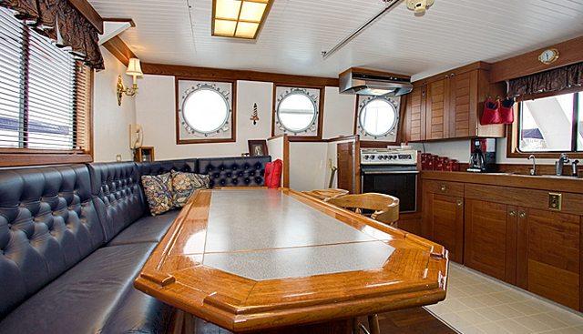 Scorpius Charter Yacht - 5