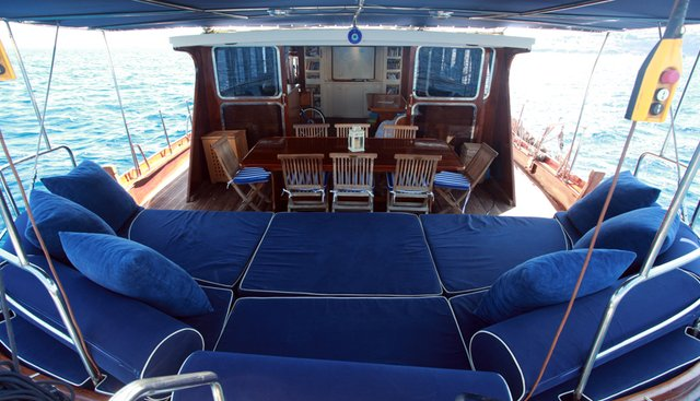 Seher 1 Charter Yacht - 6