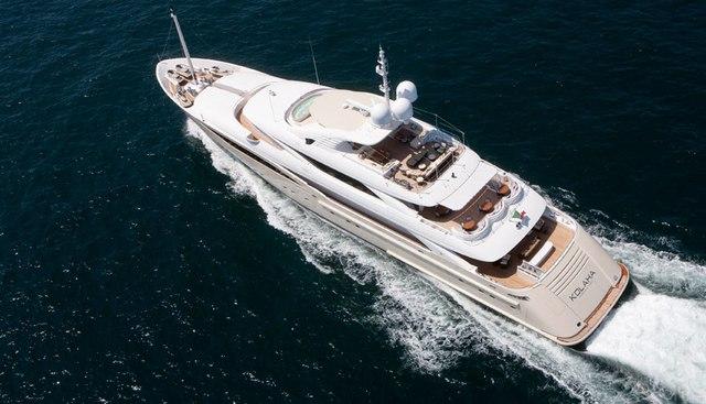 Kolaha Charter Yacht - 2