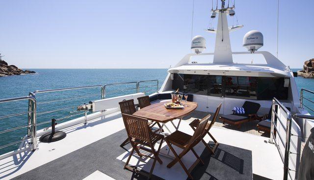 Flying Fish Charter Yacht - 3