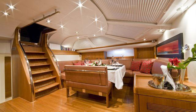 Solitaire of Bosham Charter Yacht - 4