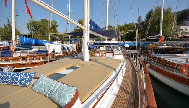 Eloa Charter Yacht - 3