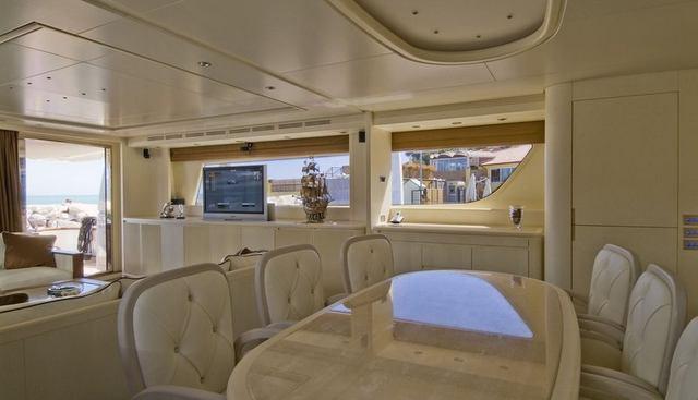 Grande Gatsby Charter Yacht - 5