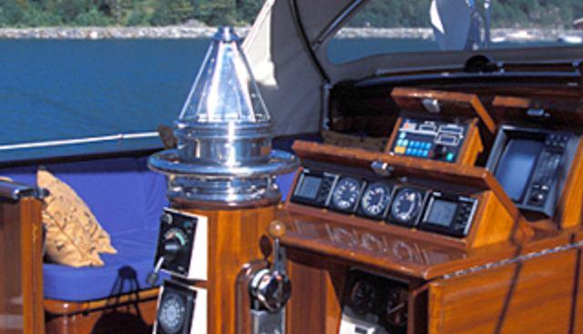 Lethantia Charter Yacht - 2