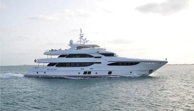 Alya Charter Yacht - 2