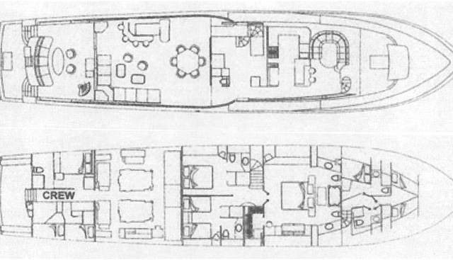 Miss Direction Charter Yacht - 6