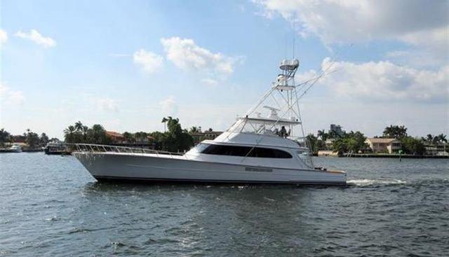 Hullbilly Charter Yacht - 4