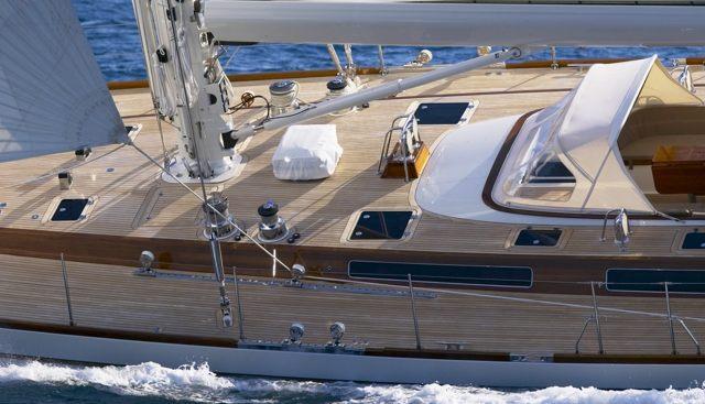 Pink Gin Charter Yacht - 3