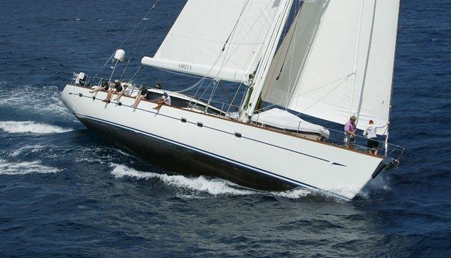 Sarita of Iken Charter Yacht