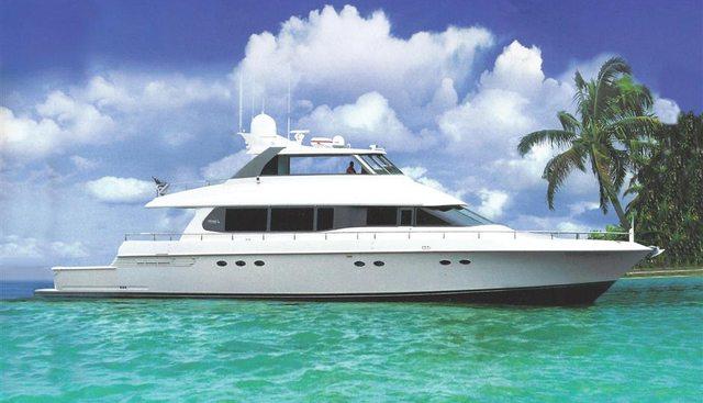 Dancin Charter Yacht