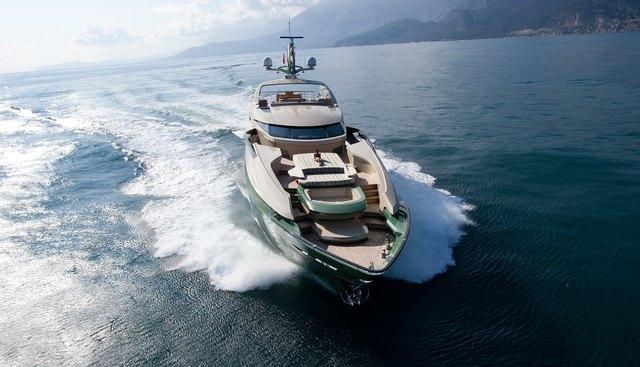 Almaha Charter Yacht - 2