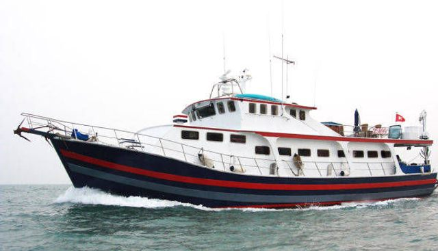 Spirit of Freedom Charter Yacht