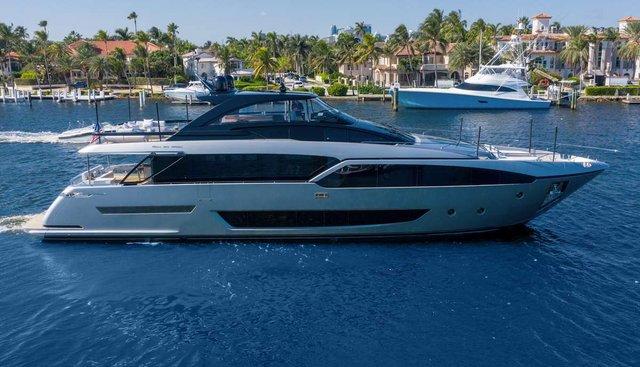 Hanna Charter Yacht