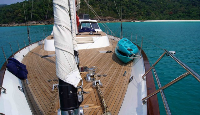 Asia Charter Yacht - 3