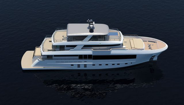 Voyager Charter Yacht