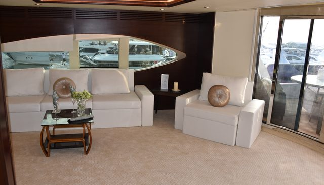 AS130 Charter Yacht - 4