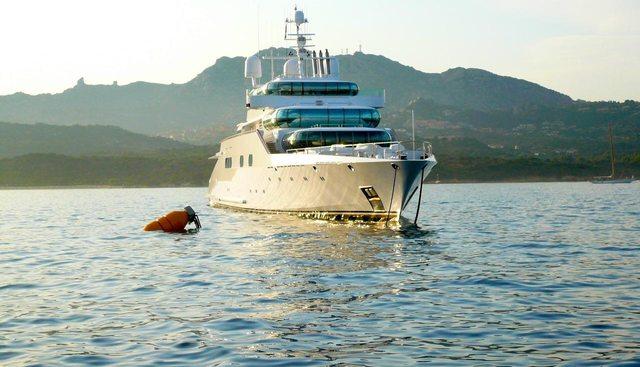 Zeus Charter Yacht - 2