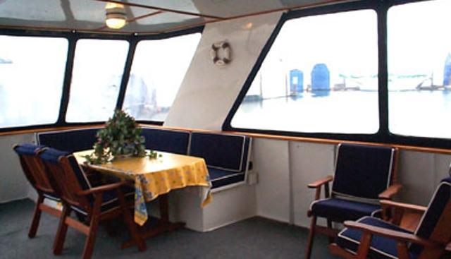 Morning Mist Charter Yacht - 2