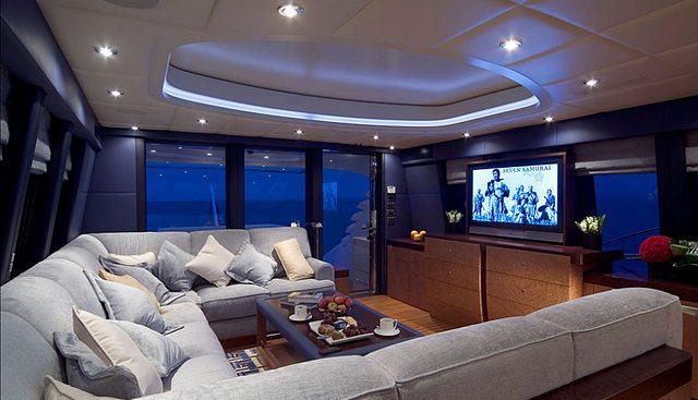 Crystal Blue Charter Yacht - 6