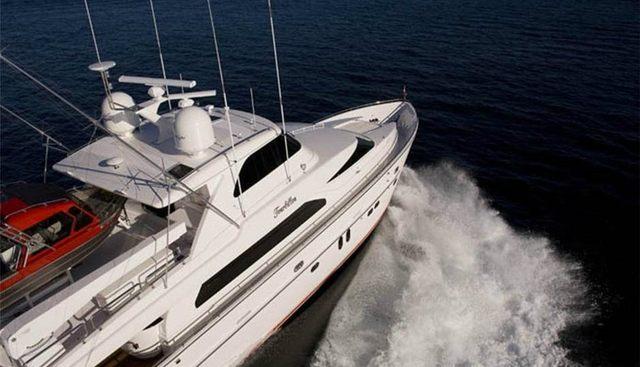 Tourbillon Charter Yacht - 4