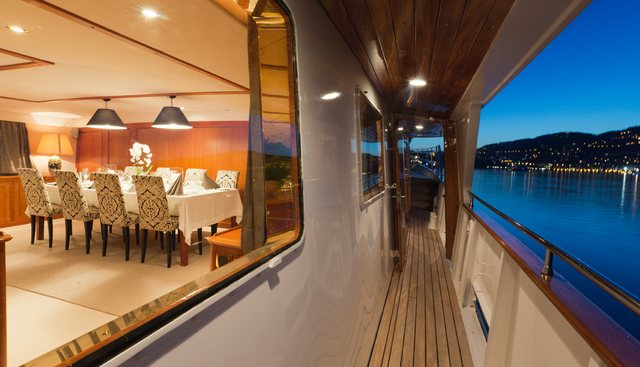 Shaha Charter Yacht - 7