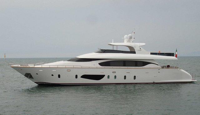 Antarah Charter Yacht