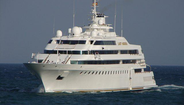 Lady Moura Charter Yacht - 2