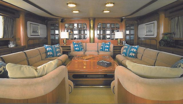 Blue Gold Charter Yacht - 5
