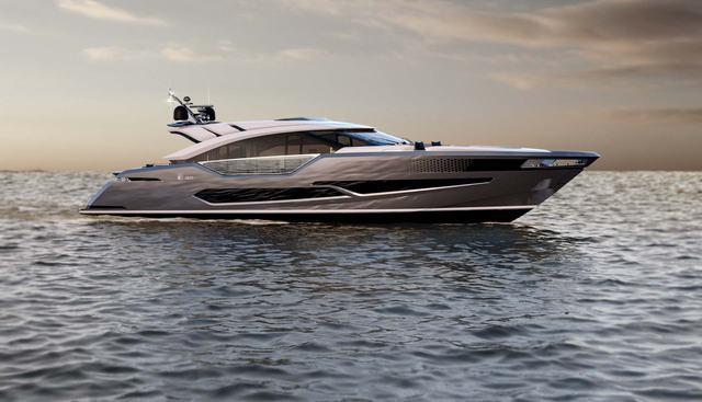 G-Five Charter Yacht