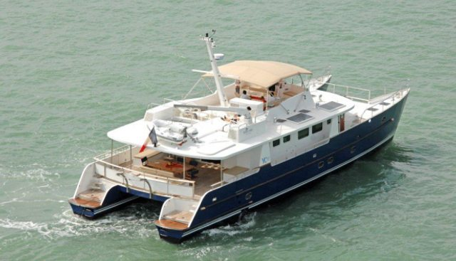 Pelicano Charter Yacht - 4