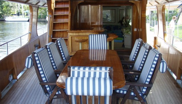 Last One Charter Yacht - 4