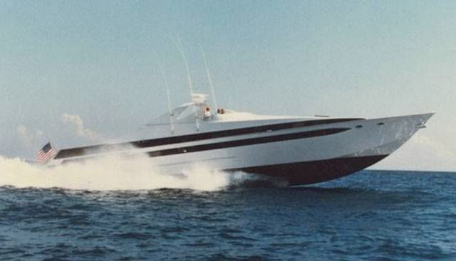 Haggis II Charter Yacht
