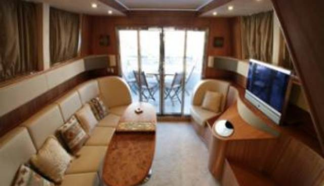 Just She Charter Yacht - 3