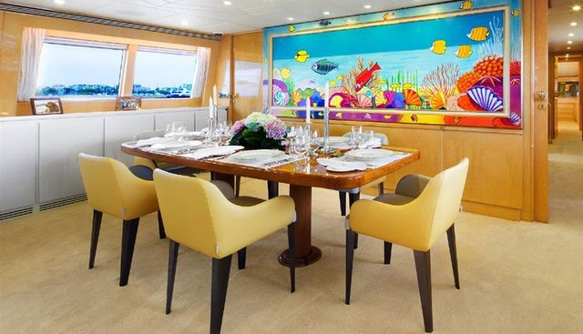 Meridiana Charter Yacht - 8