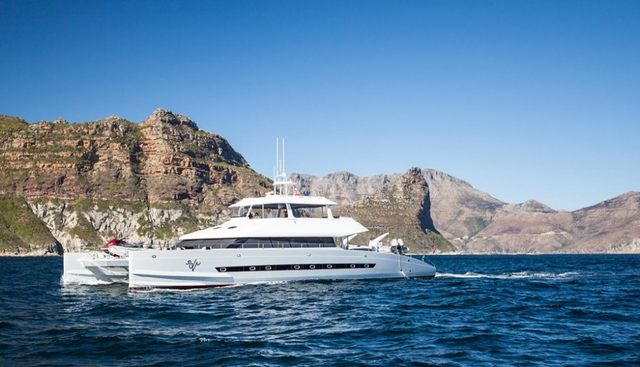 Ultra Vires Charter Yacht