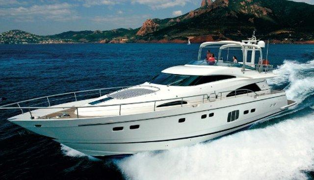 XKE Charter Yacht