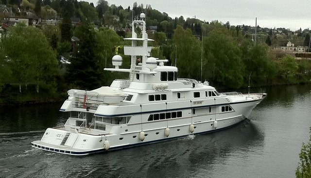 Ice Bear Charter Yacht - 4