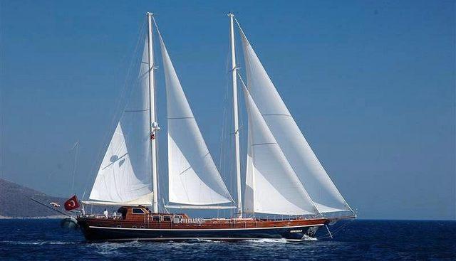 Zephyria II Charter Yacht