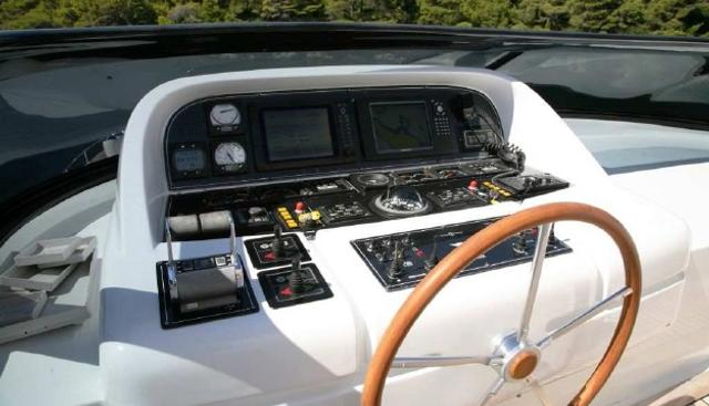 Inclination 1 Charter Yacht - 4