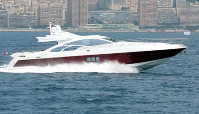 Monty Charter Yacht - 5